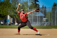 Gallery: Softball Yelm @ Capital